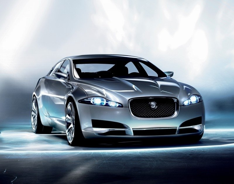 Jaguar C-XF - Production Preview Vehicle of the Year