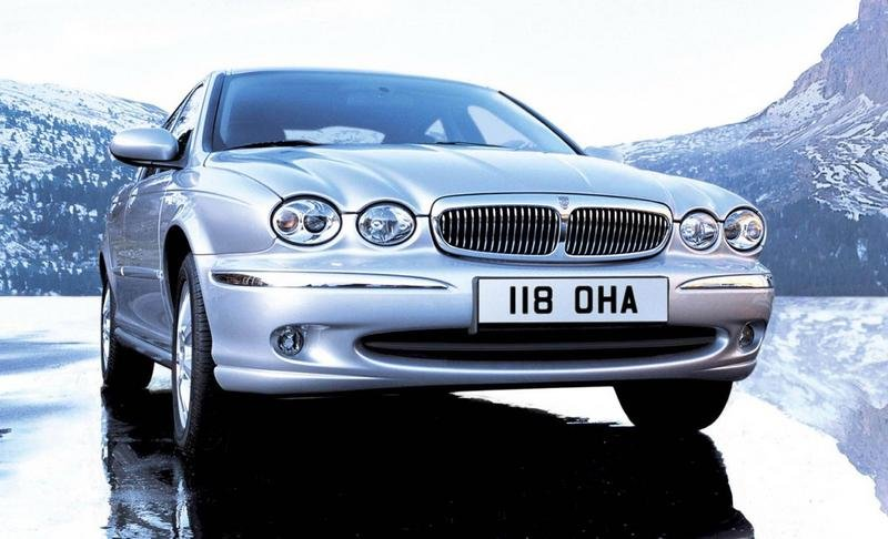 Jaguar X-Type - 2007 Aspirational Luxury Car
