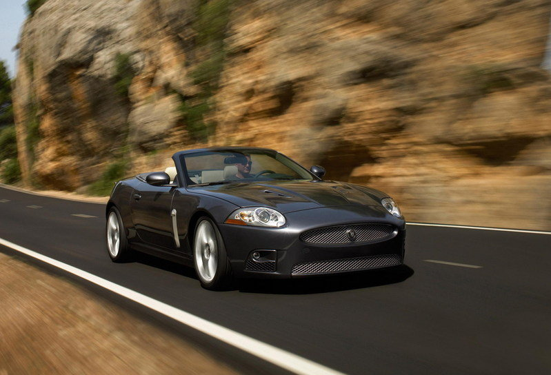 Jaguar XKR - #1 road trip car
