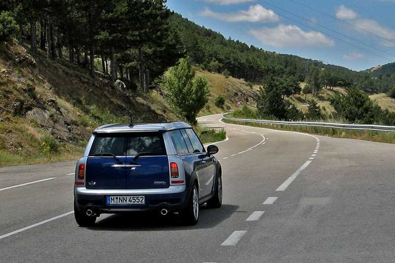 Mini Clubman - official images?