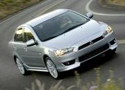 Mitsubishi Lancer Sports Sedan to be unveiled in Frankfurt - image 180553