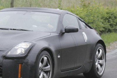 New Nissan Sports Car spotted at Nurburgring