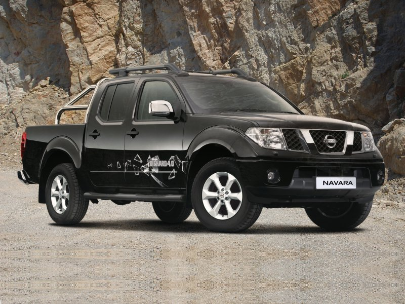 2007 Nissan Navara Die Hard 4.0 Limited Edition