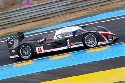 Peugeot dominates the first qualifications at LeMans