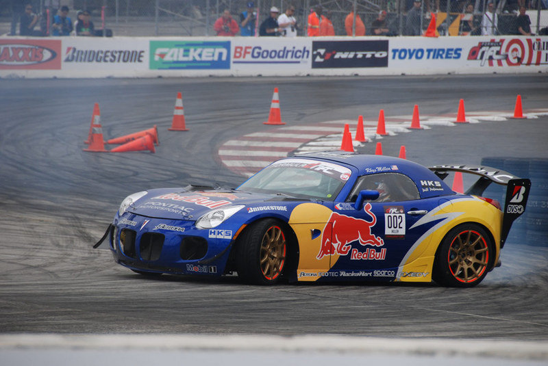 2007 Red Bull Racing Pontiac Solstice
