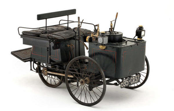 The World S Oldest Running Car For Sale News Top Speed