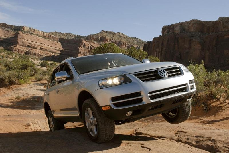 TouaregAdventure - exclusive vacation packages from Volkswagen