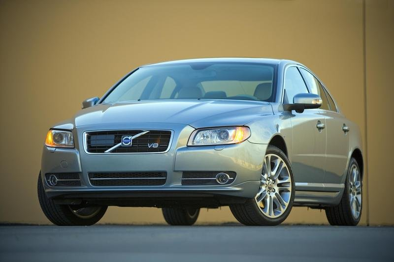 Volvo announces pricing of its 2008 model lineup