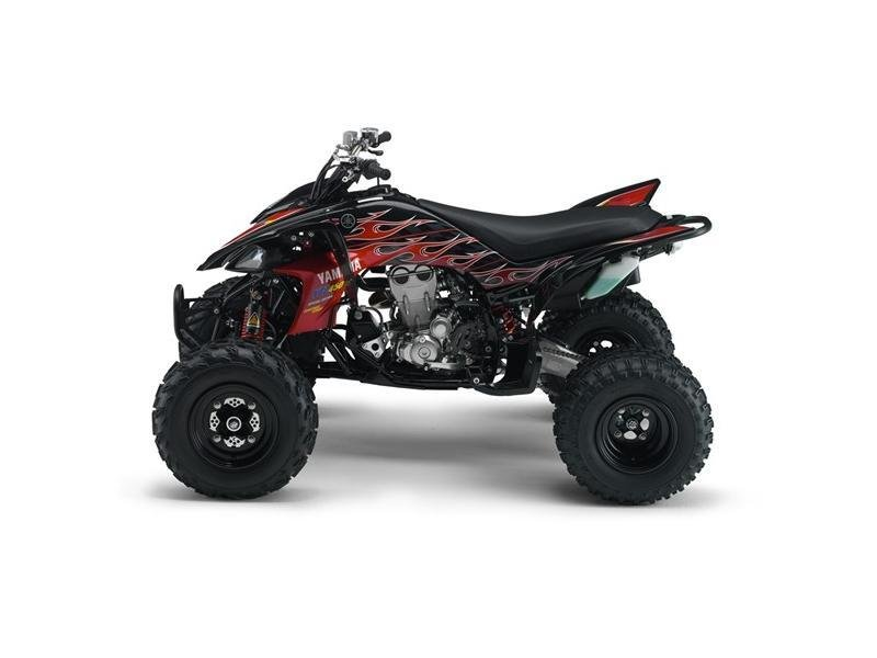raptor 450 top speed