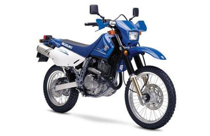 1996 - 2008 Suzuki DR650 | Top Speed