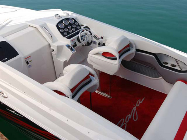 2007 Baja 35 Outlaw Boat Review Top Speed