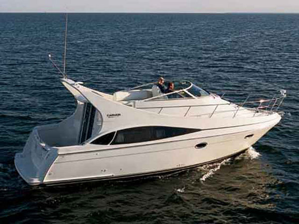 2007 Carver 36 Mariner | boat review @ Top Speed