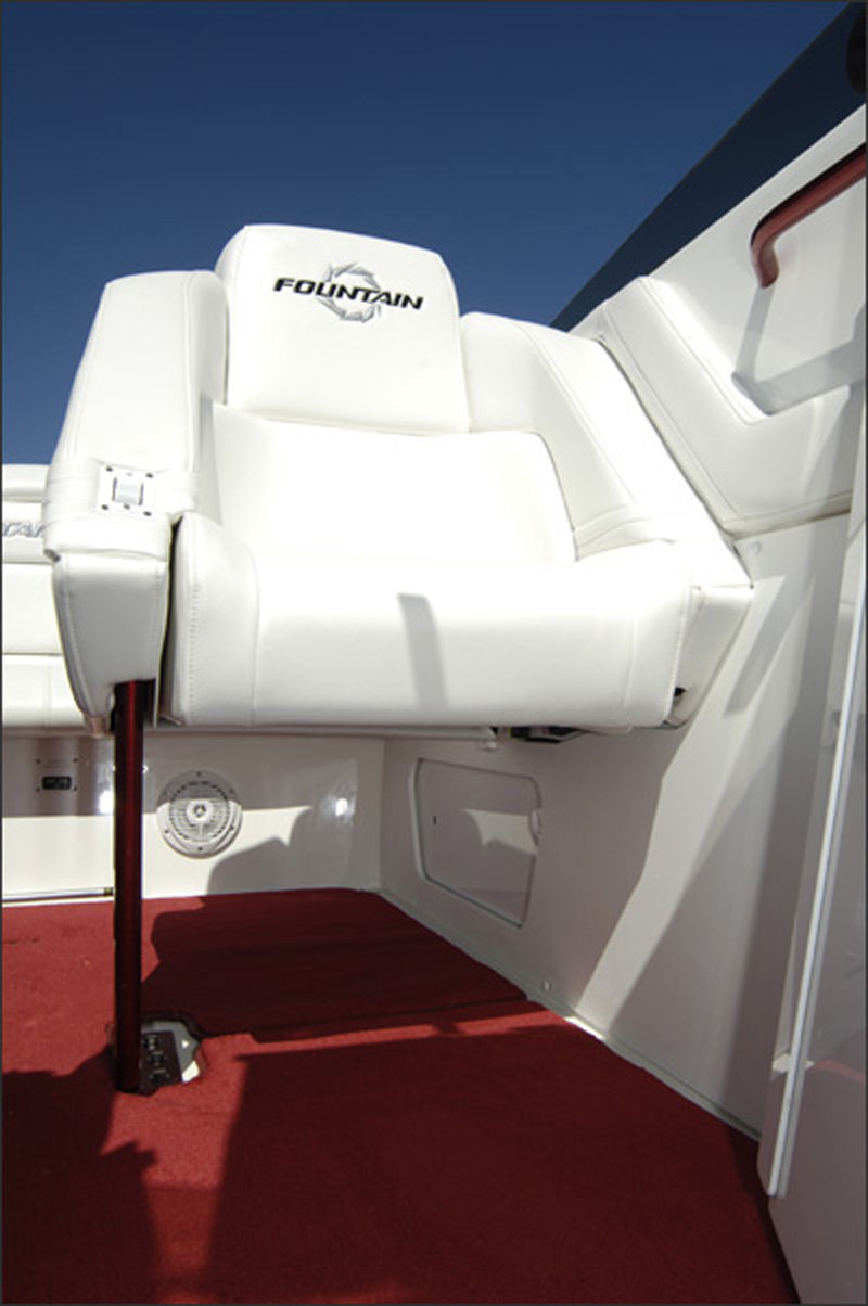 2007 Fountain Mercury 42 Executioner