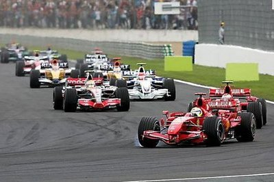 2007 french grand prix review
