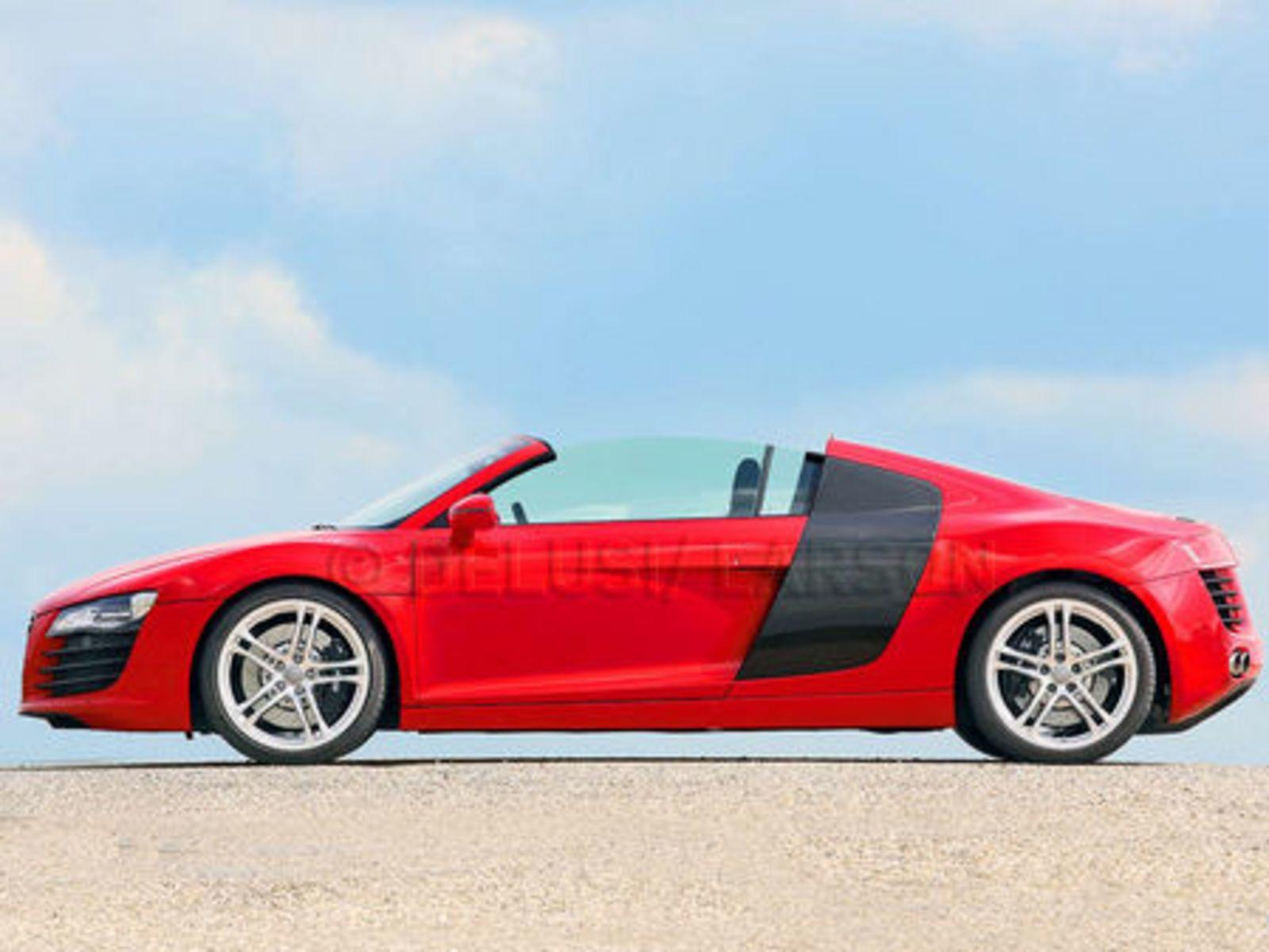 audi  targa renderings news top speed