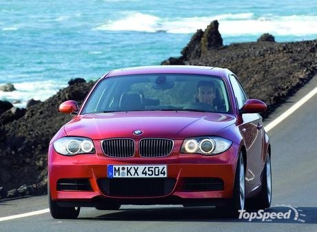 97008 BMW 1-Series Coupe. With its direct piezo gasoline injectors,