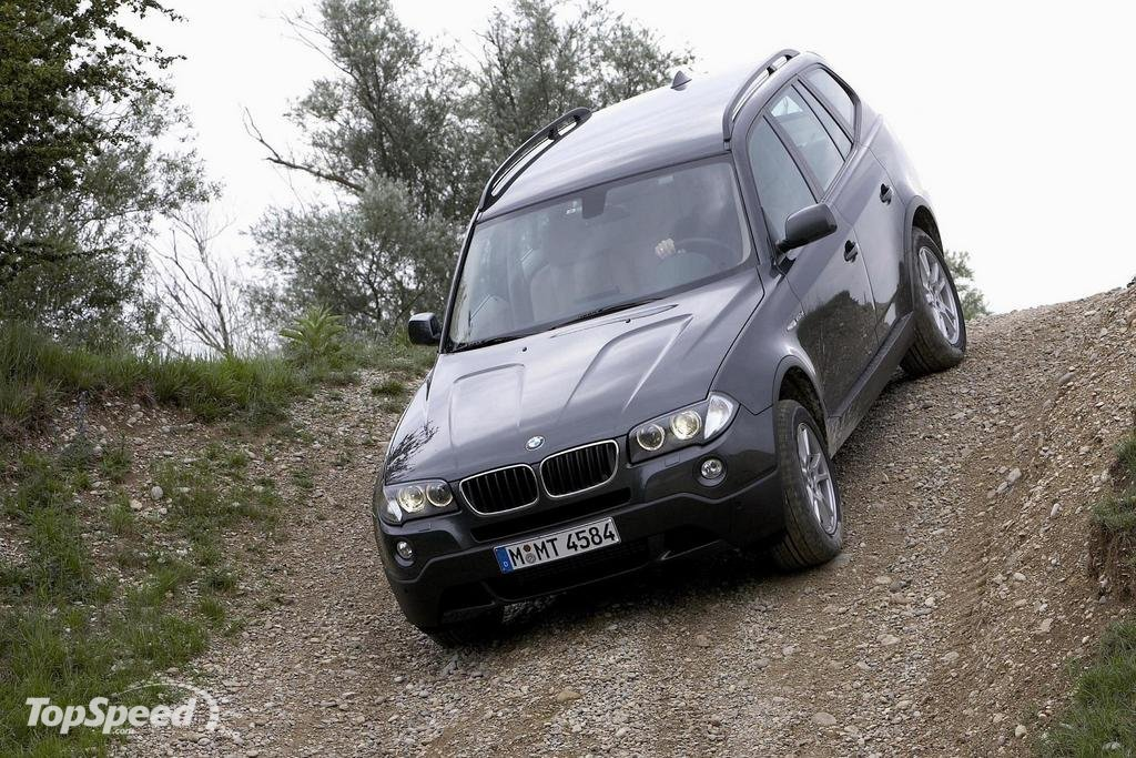 Free Amazing Wallpapers 2004 Bmw X3 2 0d