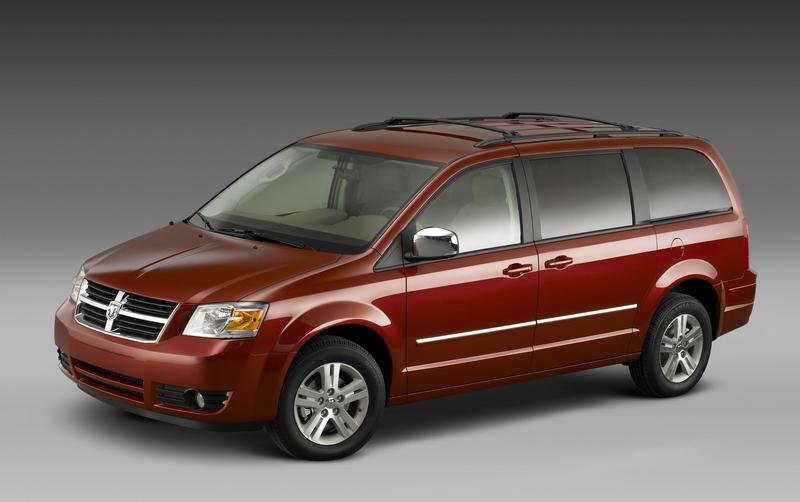 2008 Dodge Grand Caravan and Chrysler Town & Country pricing announced