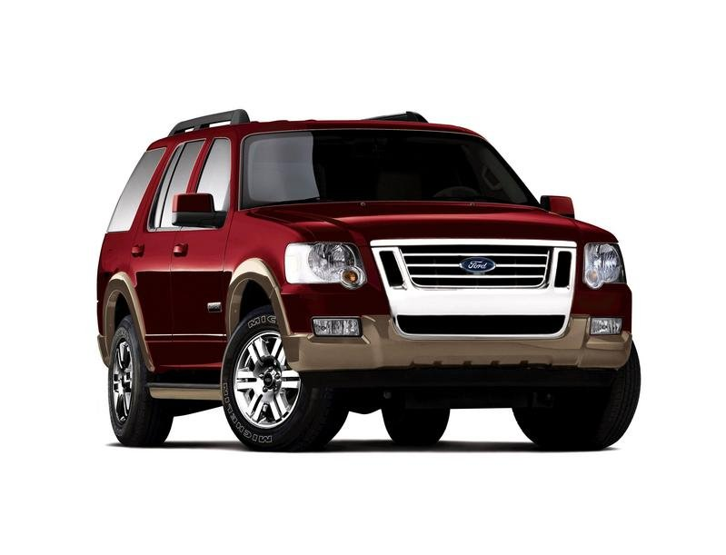 2008 Ford Explorer wallpaper image