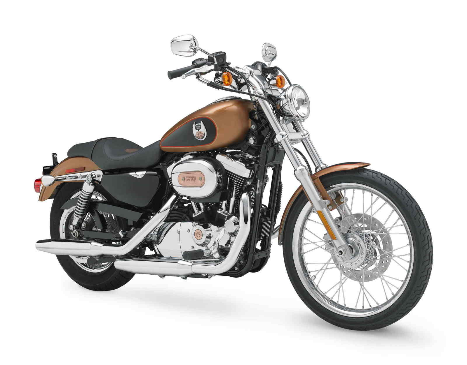 2008 harley davidson xl 1200c sportster 1200 custom review. Black Bedroom Furniture Sets. Home Design Ideas