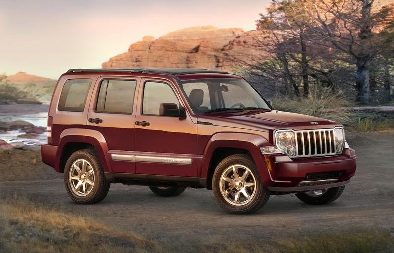 2008 Jeep Liberty pricing announced