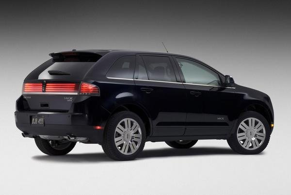 2008 lincoln mkx car review top speed. Black Bedroom Furniture Sets. Home Design Ideas