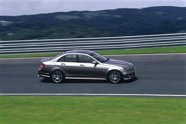 Image Gallery 2008 C63 Amg 0 60