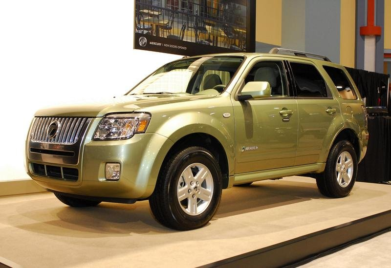2008 mercury mariner hybrid review top speed. Black Bedroom Furniture Sets. Home Design Ideas