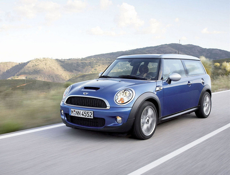 mini clubman reviews specs prices photos and videos top speed. Black Bedroom Furniture Sets. Home Design Ideas