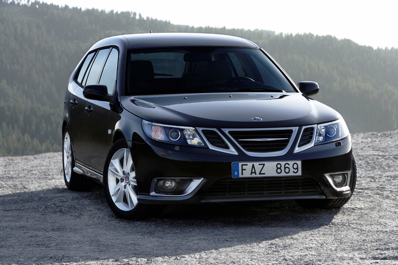 2008 Saab 9-3 available starting September