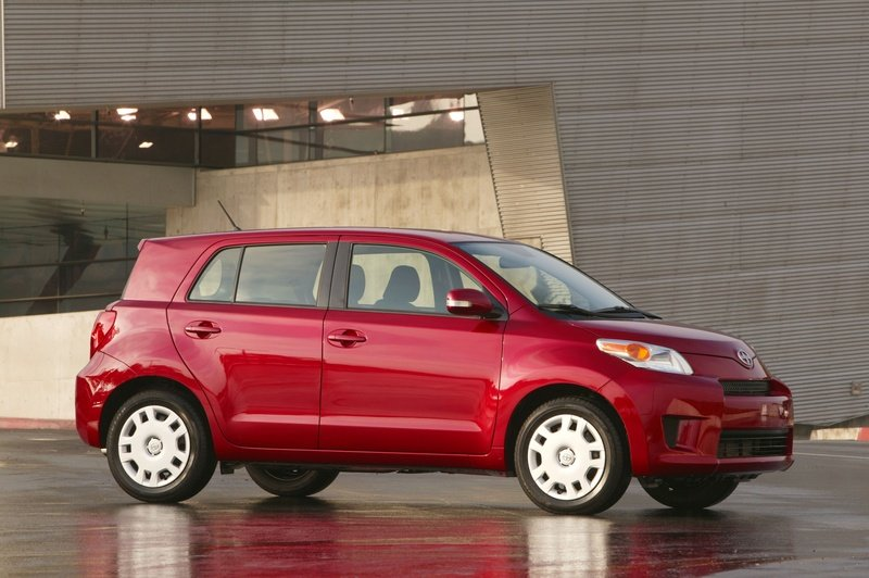 2008 Scion xD pricing announced