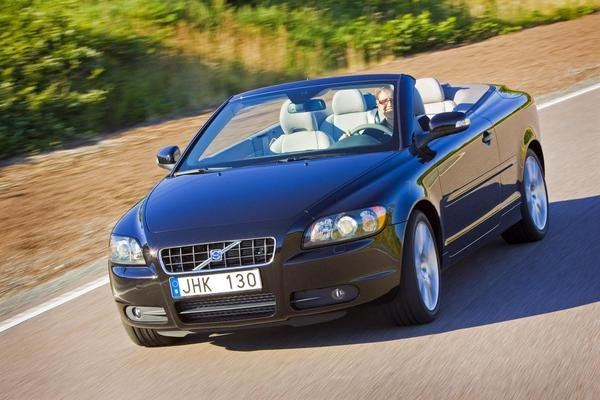 Used Lexus Convertible >> 2008 Volvo C70 Review - Top Speed