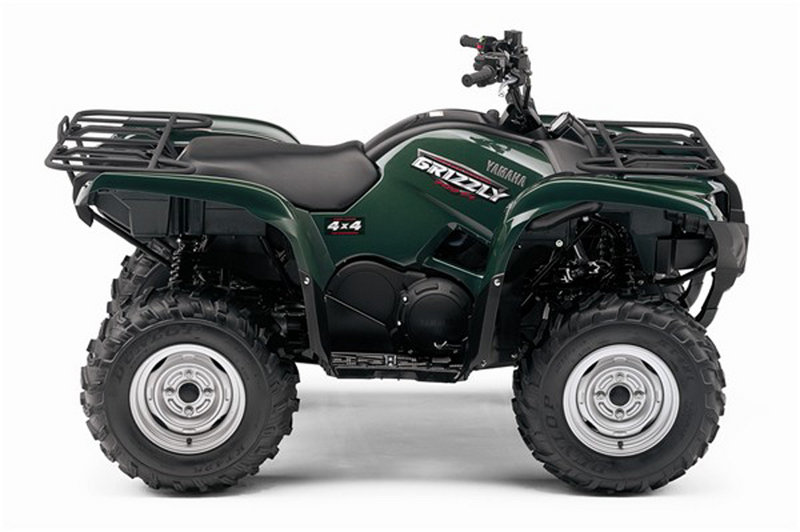 2008 yamaha grizzly 700 fi auto 4x4 review top speed for Yamaha grizzly 800