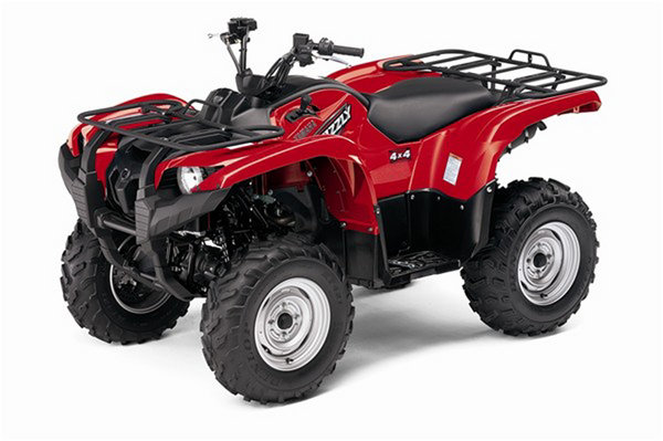2008 Yamaha Grizzly 700 FI Auto. 4x4 Review - Top Speed