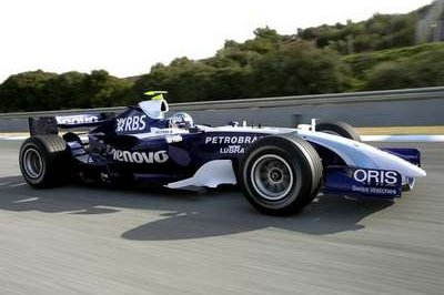 AT&T Williams F1 FW29 review