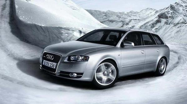 2007 Audi A4 Avant Edition Review Top Speed