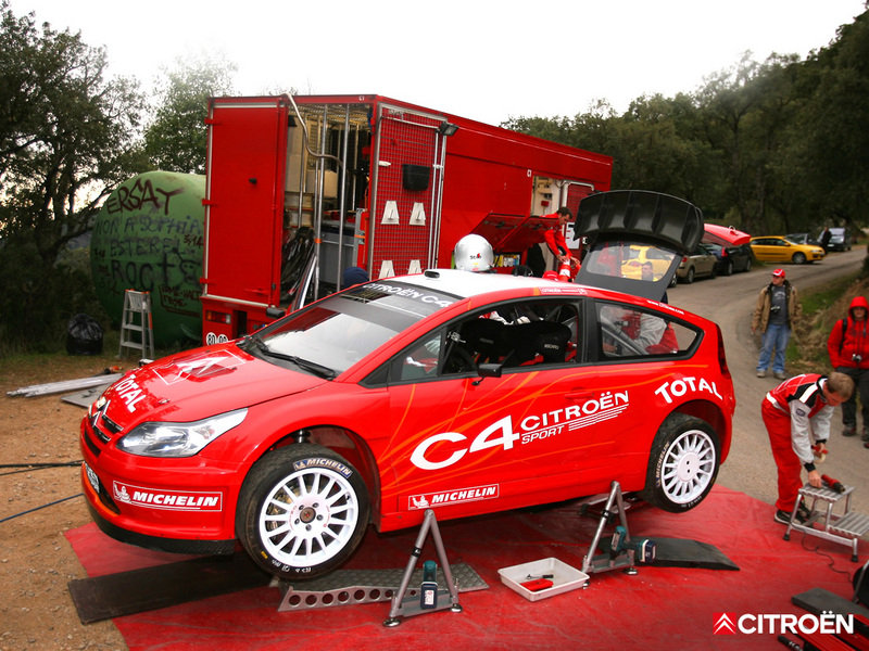 Citroen leaves O.K. Auto Ralli with valuable experience