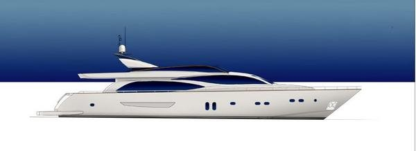 couach yachts has delivered the first 3000 fly picture