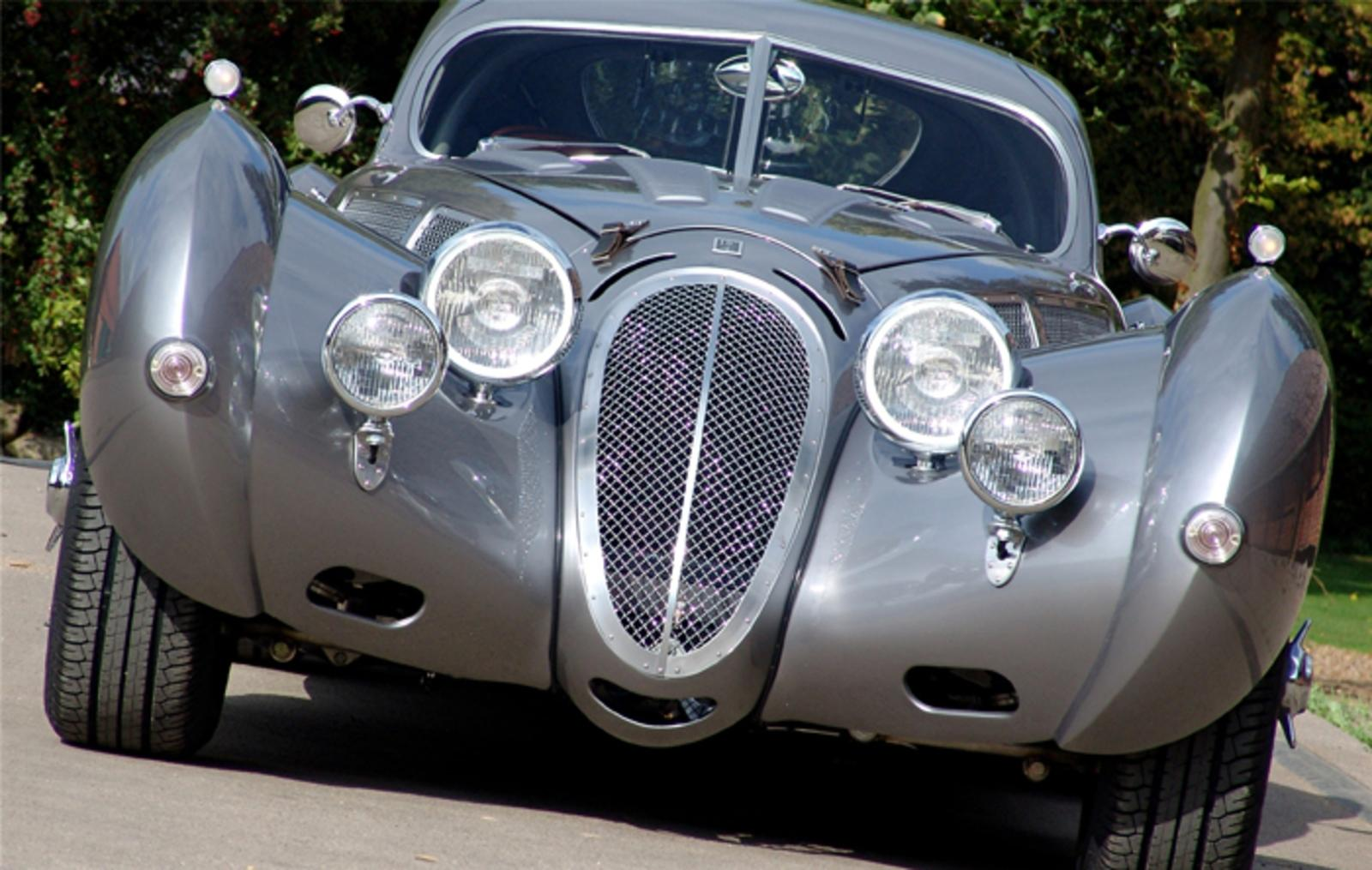 Devaux Coupe News Top Speed