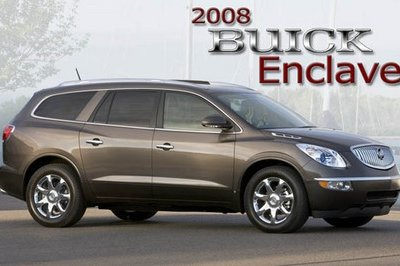 Enclave, Outlook and Acadia - sales up 377%