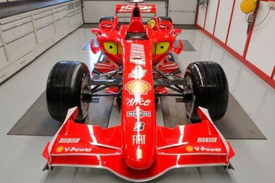 Ferrari F2007 review