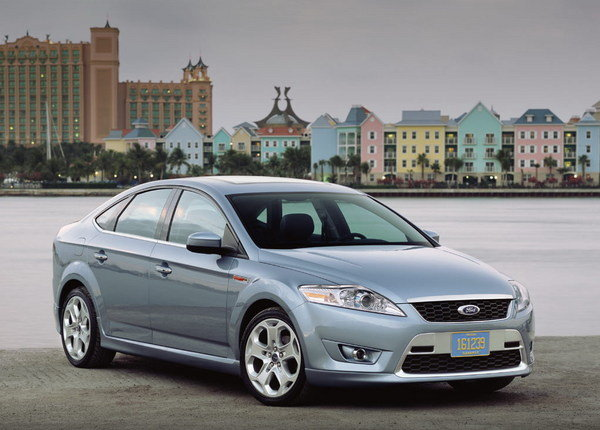 2007 Ford Mondeo Titanium Review Top Speed