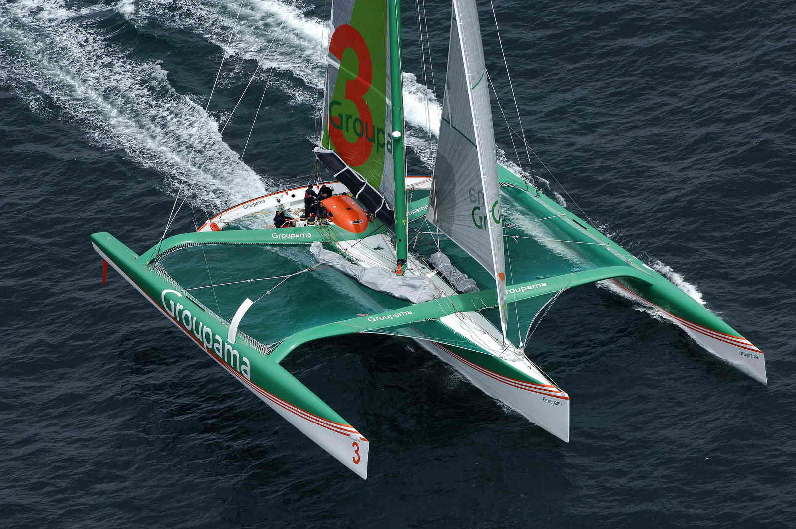 Groupama 3 Establishes Three New Records Gallery 188109 | Top Speed