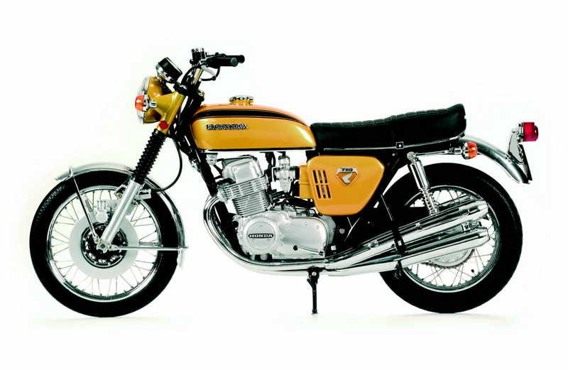 Honda plans re-create the immortal CB750