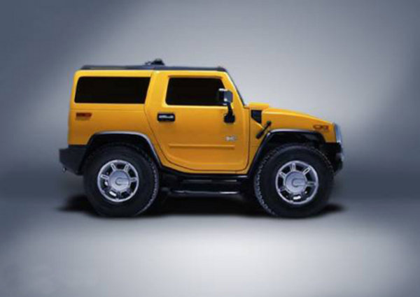 Audi Suv Models >> Hummer Working On Small SUV For 2009 News - Top Speed