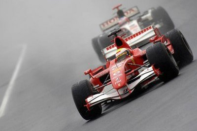 Kimi Raikkonen tops final testing at Spa-Francorchamps