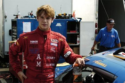 Landon Cassill will make his Nascar Busch Series debut at Gateway