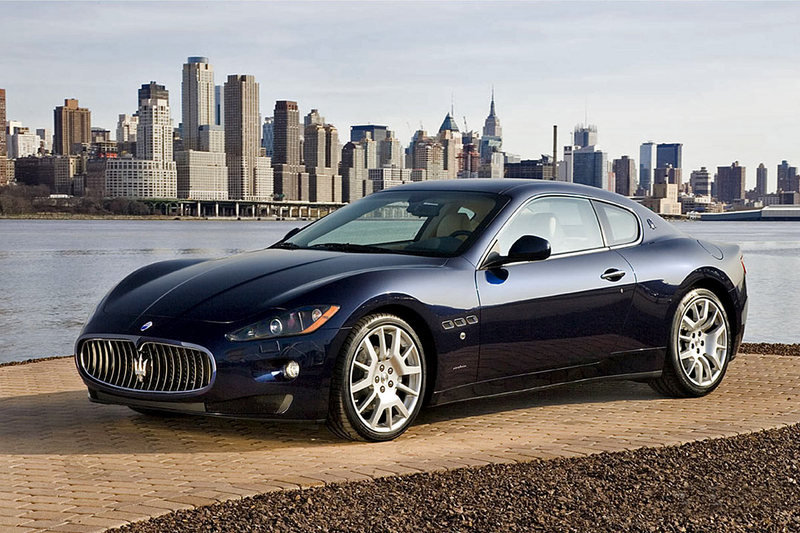 Maserati - first profit in 17 years!