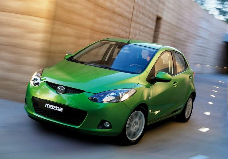 Mazda working on Mazda2 MPS version