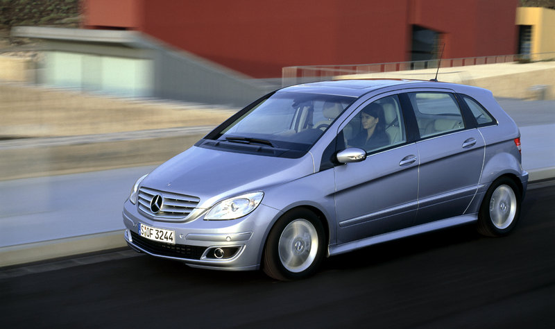 Mercedes B-Class coming to USA